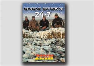 Picture of Snow Storm DVD by Zink Calls