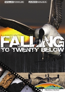 Picture of LOCKED UP - FALLING TO TWENTY BELOW DVD