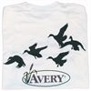 Picture of Flock of Ducks Short Sleeve Tee Shirts by Avery Outdoors Greenhehad Gear GHG