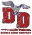 Picture of **SALE** XFD Flocked Canada Honker Goose Decoys - Sentry 4pk (DAK12900) by Dakota Decoys