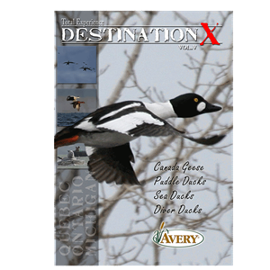 Picture of Destination X - Volume V DVD by Zink Calls