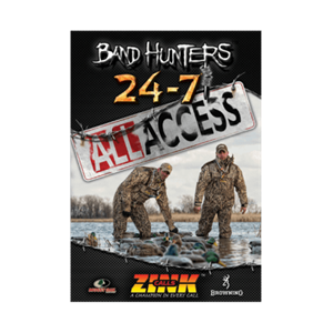 "Picture of Band Hunters Vol 5 ""All Access"" DVD by Zink Calls"