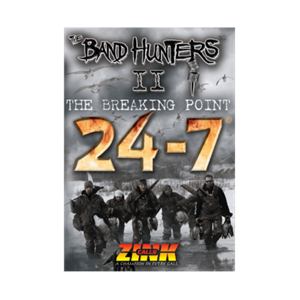 """Picture of Band Hunters II  """"The Breaking Point"""" DVD by Zink Calls"""