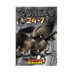 """Picture of Band Hunters """"24-7"""" DVD by Zink Calls"""