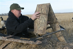 Picture of Folding Floating Shotgun Cases by Avery Outdoors Greenhead Gear GHG