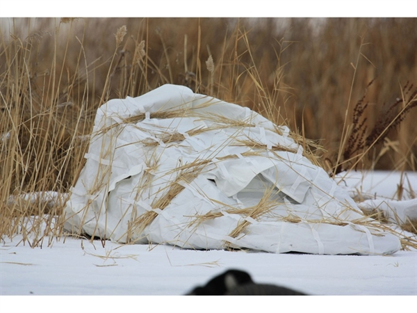 Prairiewind Decoys Snow Covers For Migrator Blinds By