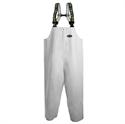 Picture of Clipper 116 Bib Trousers/White/XXL
