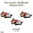 Picture of **FREE SHIPPING** Pro-Grade Redhead Sleeper Duck Decoys 6 pk. (AV73196) by Greenhead Gear GHG Avery Outdoors