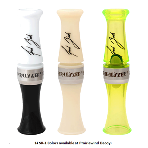 Picture of  **FREE SHIPPING** Paralyzer  SR-1 Short Reed Canada Goose Call by Zink Calls