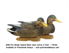 Picture of  Pro-Grade Hybrid Black Duck Decoys Active 2-Pack (AV73166) by Greenhead Gear GHG Avery Outdoors
