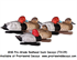 Picture of **SALE** Pro-Grade Redhead Duck Decoys 6 pk. (AV73129) by Greenhead Gear GHG Avery Outdoors