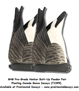 Picture of **SALE** Pro-Grade Honker Butt-Up Feeder Pair (AV71099) by Greenhead Gear GHG Avery Outdoors