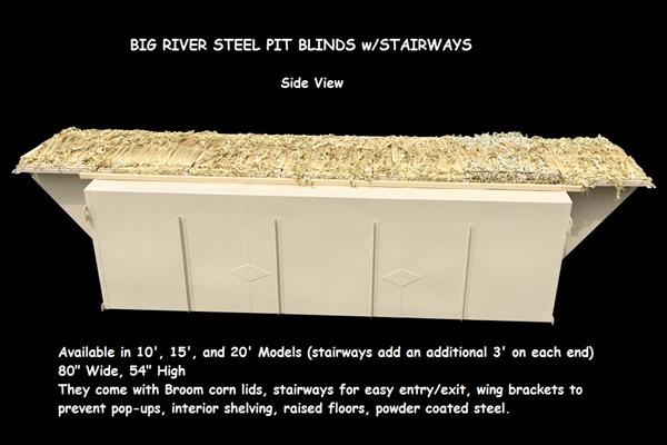 Prairiewind Decoys. **FREE 150 Mile SHIPPING** Big River Steel Pit ...