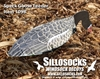 Picture of **SALE** Specklebelly Goose Feeder Windsock Goose Decoys by Sillosock Decoys