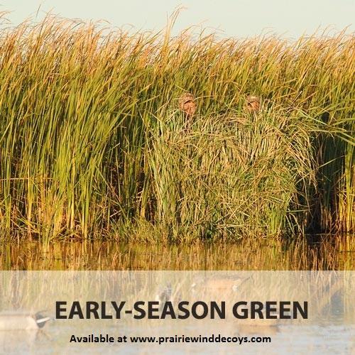 Prairiewind Decoys Real Grass Mats Early Season Green