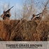 Picture of REAL GRASS MATS - Timber Grass Brown (AV39012) BY AVERY Outdoors Greenhead Gear GHG