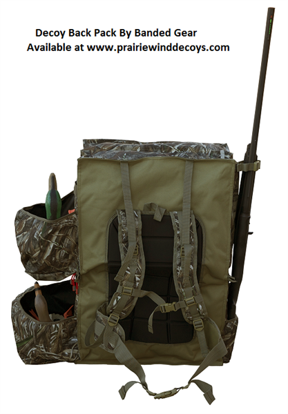 Prairiewind Decoys Sale Decoy Back Pack By Avery