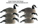 Picture of AXF Flocked Honker Shell 6pk