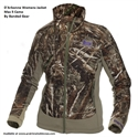 Picture of D'Arbonne Womens Jacket - Max 5 Camo/Large