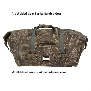 Picture of **FREE SHIPPING** Arc Welded Gear Bag- Max 5 Camo  by Banded Gear
