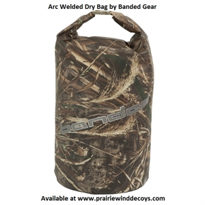 Picture of Arc Welded Dry Bag (XL) - Max 5 Camo  by Banded Gear