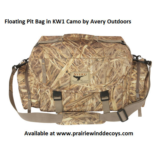 f8d81385c8d1 ... Picture of Floating Pit Bag by Avery Outdoors Greenhead Gear GHG ...
