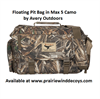 Picture of Floating Pit Bag by Avery Outdoors Greenhead Gear GHG