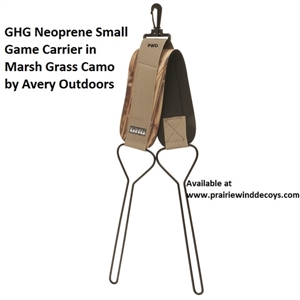 Picture of GHG Neoprene Small Game Carrier by Avery Outdoors