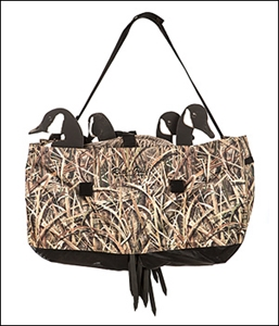 Picture of Silhouette Satchel Decoy Bag by Real Geese Decoys