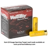 Picture of Kent 28ga Velocity Sporting Target Lead Shotgun Shells- FREE SHIPPING - AMMO