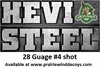 """Picture of 28ga Hevi-Steel 2 3/4"""", 5/8oz, 1350fps by Environ Metal - FREE SHIPPING - AMMO"""
