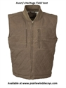 Picture of Field Vest - (Large) - A1040001-MB-L