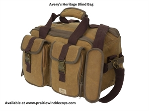 Picture of **SALE** Heritage Blind Bag by Avery Outdoors