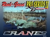 Picture of **SALE*** Pro Series II Crane Silhouette Decoys by Real Geese Decoys