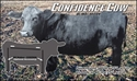 Picture of 5 Confidence Cow Blind/Decoys - WF-CC1-5