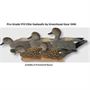 Picture of **FREE SHIPPING** Pro-Grade FFD Elite Gadwall Duck Decoys 6pk by Greenhead Gear