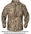 Picture of **FREE SHIPPING** Windproof Pullover - Blades Camo by Banded Gear
