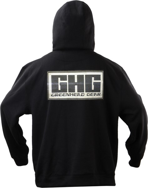 d54ad55bc513b ... Picture of **Closeout** GHG Logo Hooded Sweatshirts by Avery Outdoors  Greenhead Gear ...