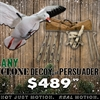 Picture of  **Holiday Special** - Clone/Persuader Machine Combo Deal by Clone Decoys