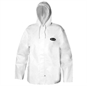 Picture of Clipper 82 Hooded Jacket/White/Small