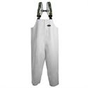 Picture of Clipper 116 Bib Trousers/White/4XL