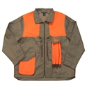 Picture of Upland Oxford Jacket Blaze/Khaki - SMALL- B37430
