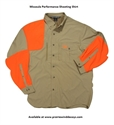 Picture of Upland Shooting Shirt - SMALL- B37410