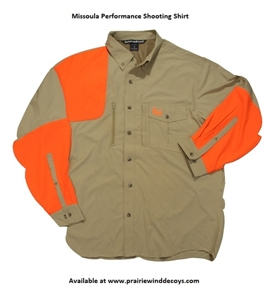 Picture of **SALE** Missoula Upland Shooting Shirt by Banded Gear