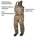 Picture of Insulated Chest Waders- Blades Camo/Size 8 - B04422