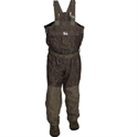 Picture of Uninsulated Chest Waders Bottomland Camo/Size 10 - B04244