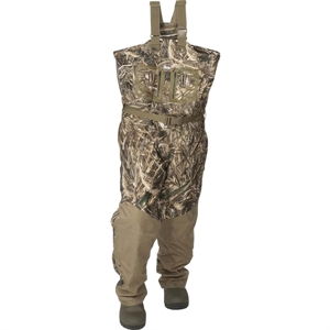 Picture of **FREE SHIPPING** Red Zone Breathable Insulated Waders - by Banded Gear