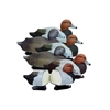 Picture of **FREE SHIPPING** Battleship Redhead Duck Decoys 6 pk  (Foam Filled) by Higdon Decoys