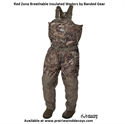 Picture of Insulated Chest Waders- Bottomland Camo/Size 10 - B04264