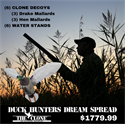 Picture of **HOLIDAY SALE**  DUCK HUNTERS DREAM SPREAD
